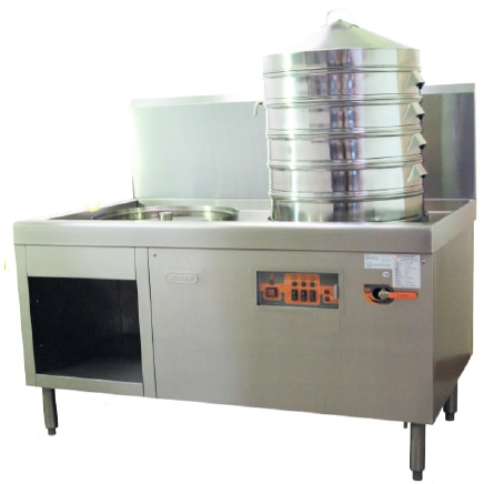 need for Cafe] Cooking Equipment Leego Steamer Series ...