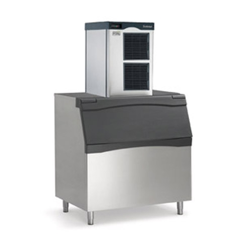 need for Canteen] Refrigeration Ice Machine Scotsman Ice ...