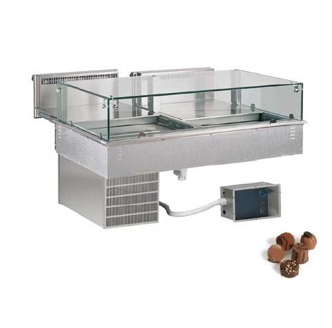 Need for all showcase emmepi grandi cucine drop in for Grandi case cabinate